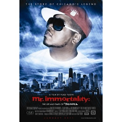 MR IMMORTALITY: THE LIFE & TIMES OF TWISTA DVD