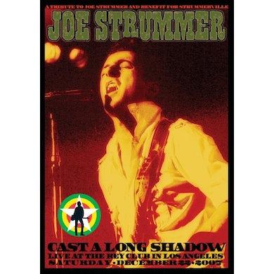 Joe Strummer TRIBUTE CONCERT: CAST A LONG SHADOW DVD