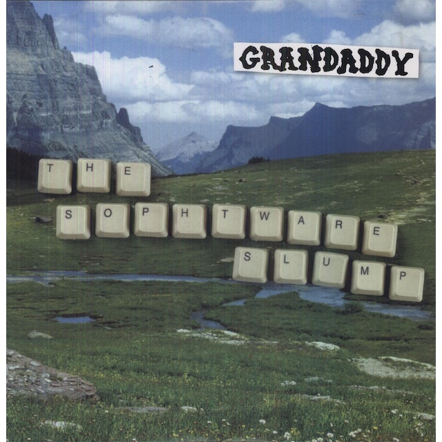 Grandaddy THE SOPHTWARE SLUMP Vinyl Record