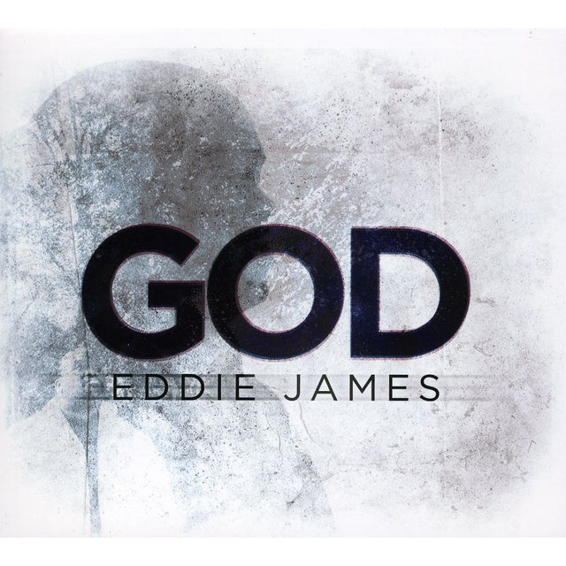 Eddie James GOD CD