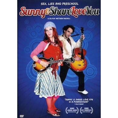 SUNNY & SHARE LOVE YOU DVD