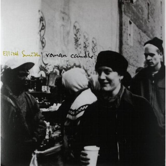 Elliott Smith ROMAN CANDLE Vinyl Record