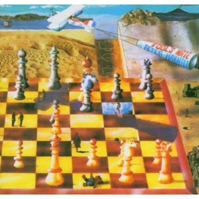 Peter Hammill FOOLS MATE CD
