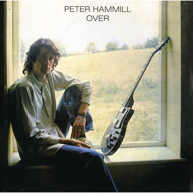 Peter Hammill OVER CD