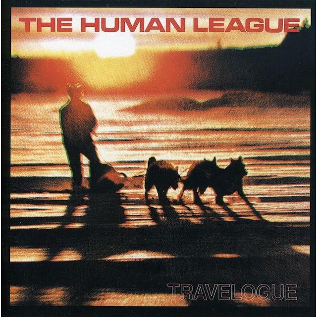 The Human League TRAVELOGUE CD