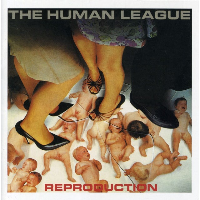 The Human League REPRODUCTION CD