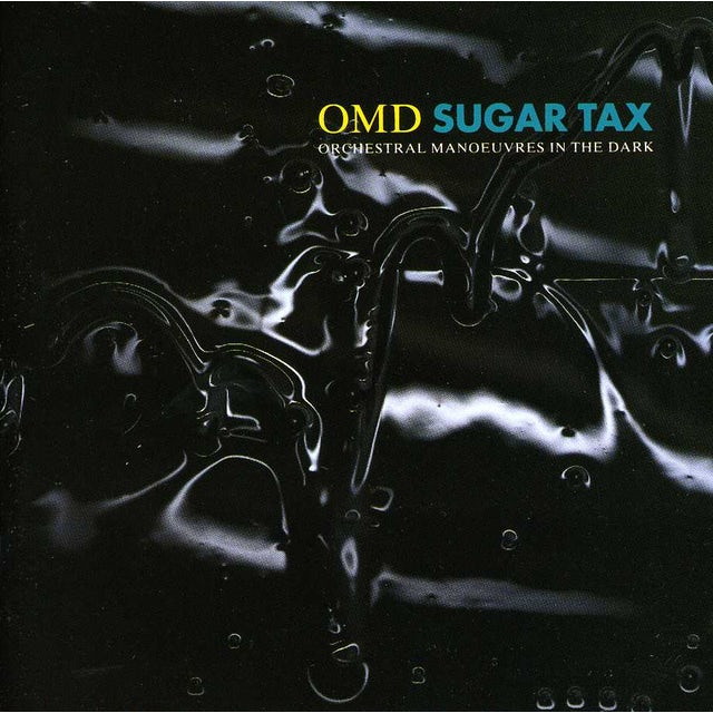 Orchestral Manoeuvres in the Dark SUGAR TAX CD