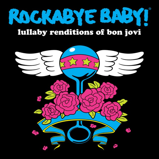 Rockabye Baby LULLABY RENDITIONS OF BON JOVI CD