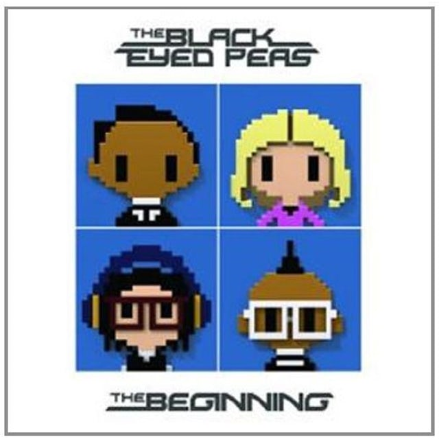 The Black Eyed Peas BEGINNING Vinyl Record