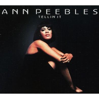 Ann Peebles TELLIN IT CD