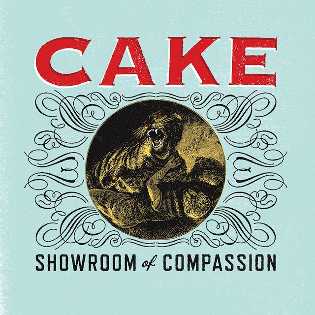 Cake SHOWROOM OF COMPASSION CD