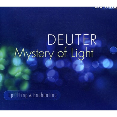 Deuter MYSTERY OF LIGHT CD