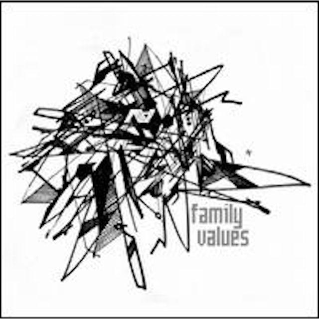 Family Values Tour  FAMILY VALUES / VARIOUS Vinyl Record