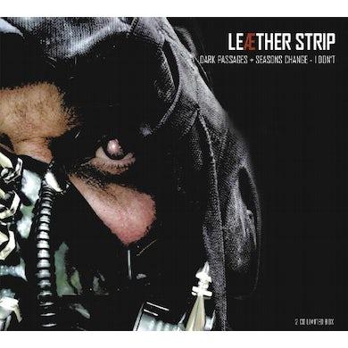 Leaether Strip DARK PASSAGES CD