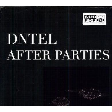 Dntel AFTER PARTIES 2 Vinyl Record