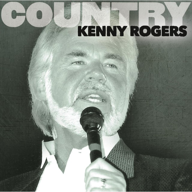 COUNTRY: KENNY ROGERS CD