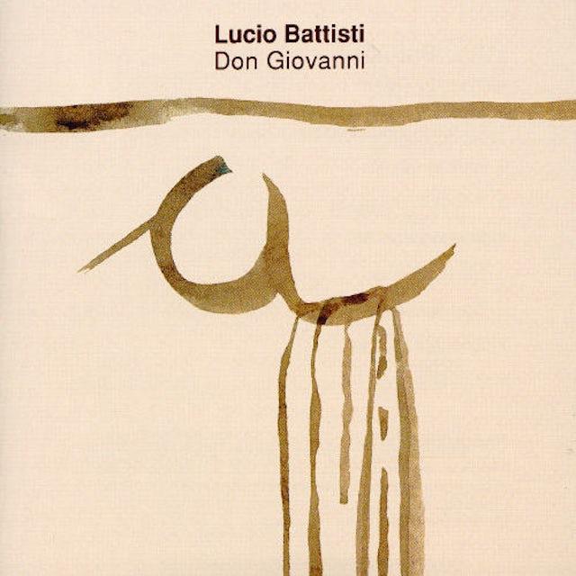 Lucio Battisti DON GIOVANNI CD