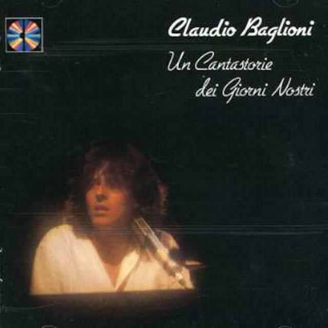 Claudio Baglioni CANTASTIORE DEI GIORN CD