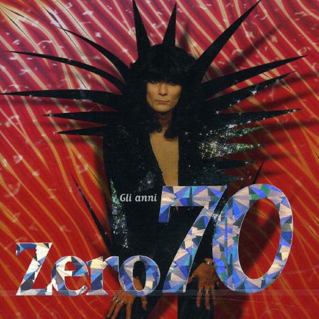 Renato Zero GLI ANNI 70 CD