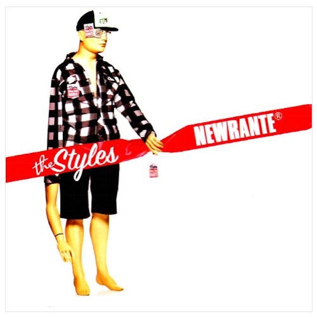 Styles NEWRANTE CD