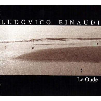 Ludovico Einaudi LE ONDE CD