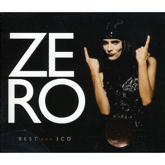 Renato Zero ZERO CD