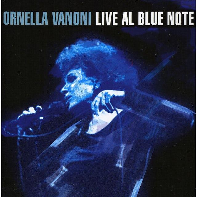 Ornella Vanoni LIVE AL BLUE NOTE CD
