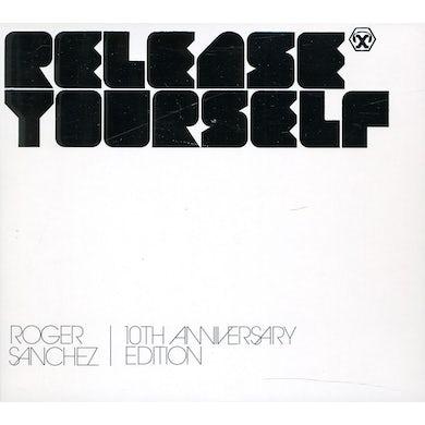 Roger Sanchez RELEASE YOURSELF 10 / VARIOUS CD