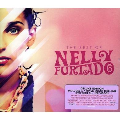 Nelly Furtado BEST OF CD