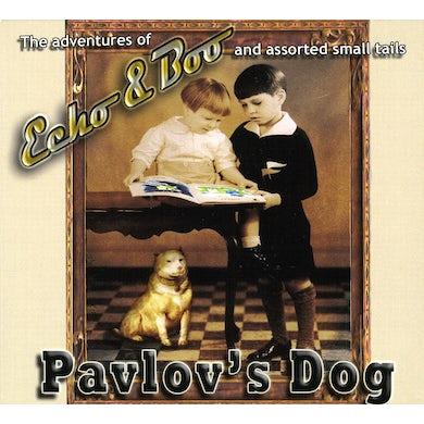 Pavlov's Dog ECHO & BOO CD