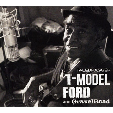 T-Model Ford / Gravelroad TALEDRAGGER CD