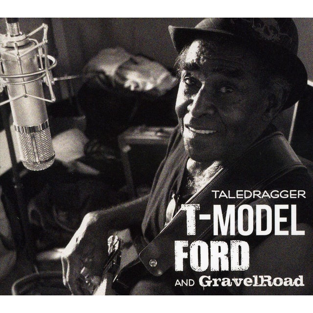 T-Model Ford / Gravelroad TALEDRAGGER CD
