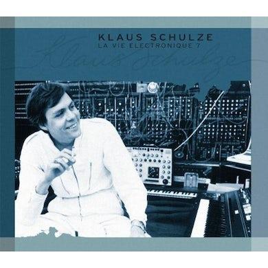 Klaus Schulze VIE ELECTRONIQUE 7 CD