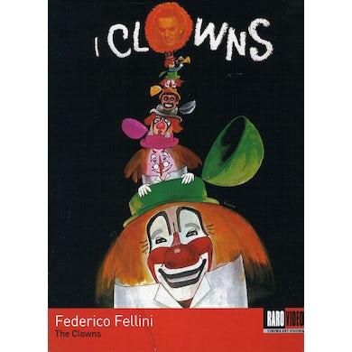 CLOWNS (1970) DVD
