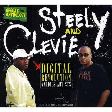 Steely & Clevie DIGITAL REVOLUTION CD