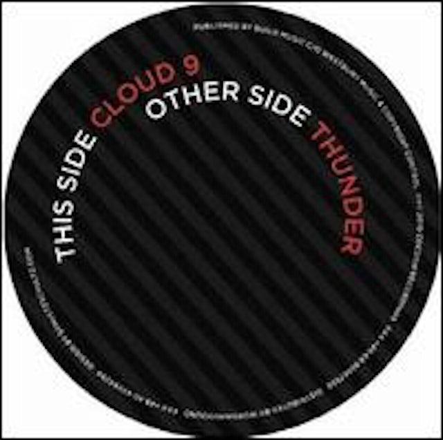 Paul Psychatron / Woolford THUNDER & CLOUD 9 Vinyl Record