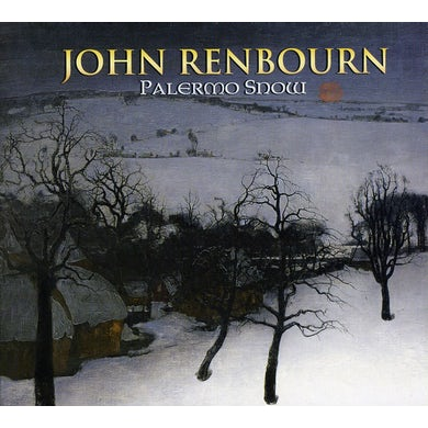 John Renbourn PALERMO SNOW CD