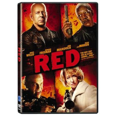 RED (2010) DVD