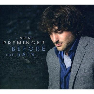 Noah Preminger BEFORE THE RAIN CD
