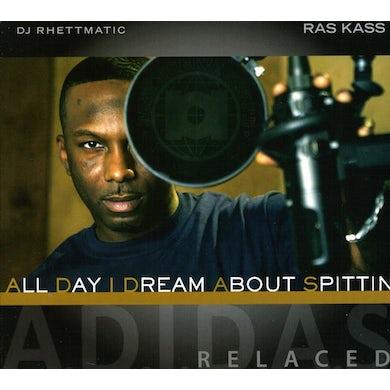 Ras Kass ALL DAY I DREAM ABOUT SPITTIN CD