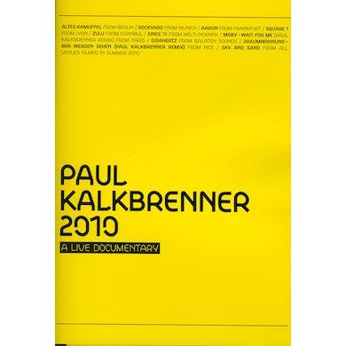 Paul Kalkbrenner 2010: A LIVE DOCUMENTARY DVD