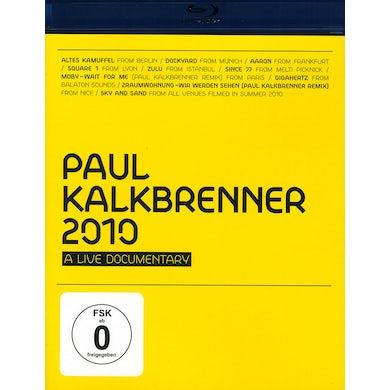 Paul Kalkbrenner 2010: A LIVE DOCUMENTARY Blu-ray