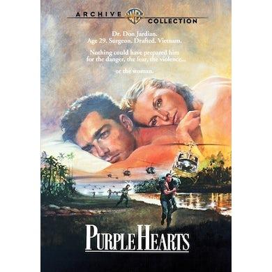 PURPLE HEARTS DVD