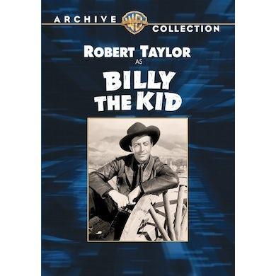 BILLY THE KID DVD,