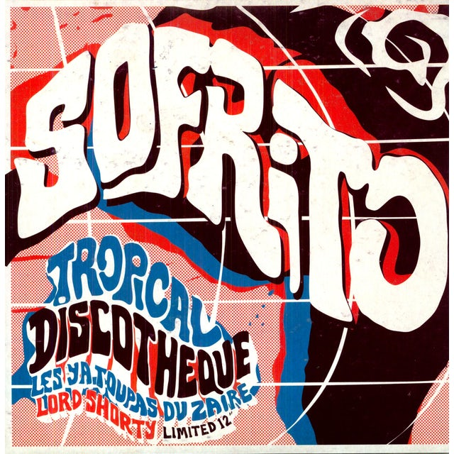 Sofrito: Tropical Discotheque / Various Vinyl Record