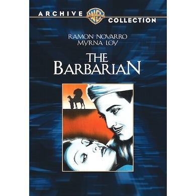 BARBARIAN DVD