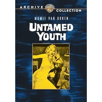 UNTAMED YOUTH DVD