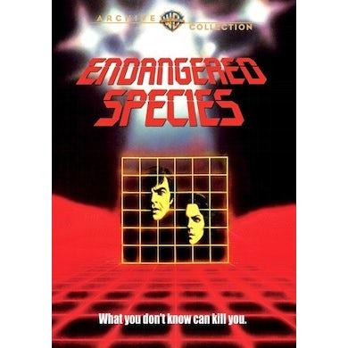 ENDANGERED SPECIES DVD