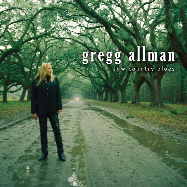 Gregg Allman LOW COUNTRY BLUES Vinyl Record