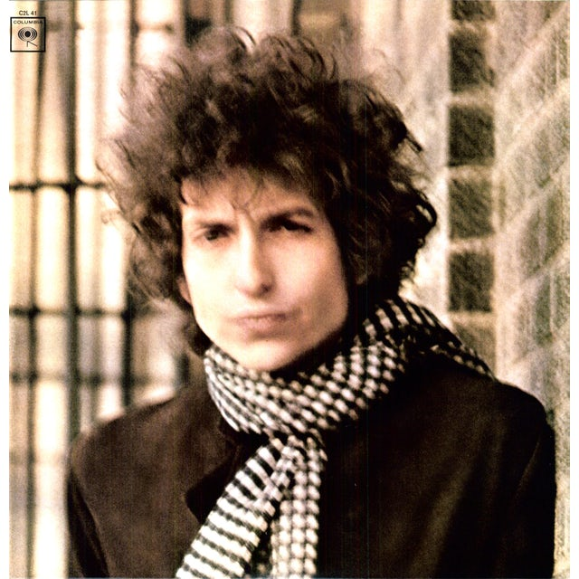 Bob Dylan BLONDE ON BLONDE Vinyl Record - 180 Gram Pressing, Remastered